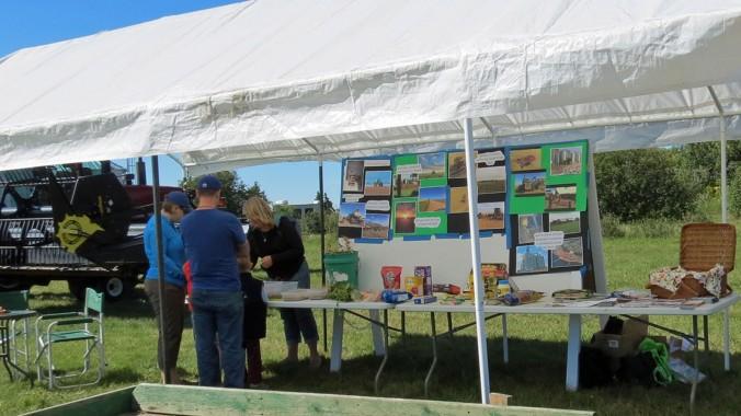 AFA-Banack Open Farm Days Tent