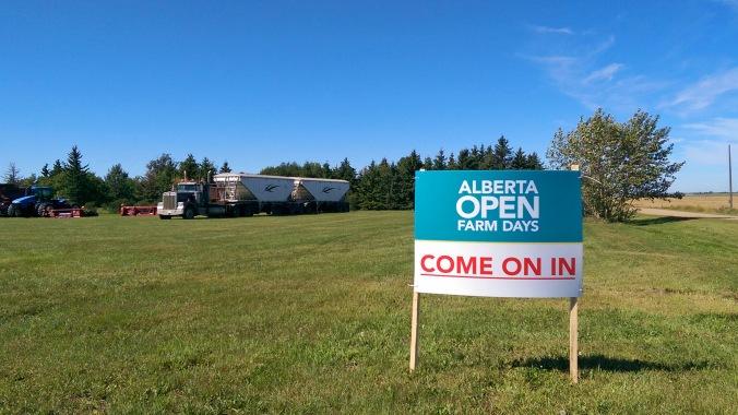 AFA-Open Farm Days Banack Farm 2015