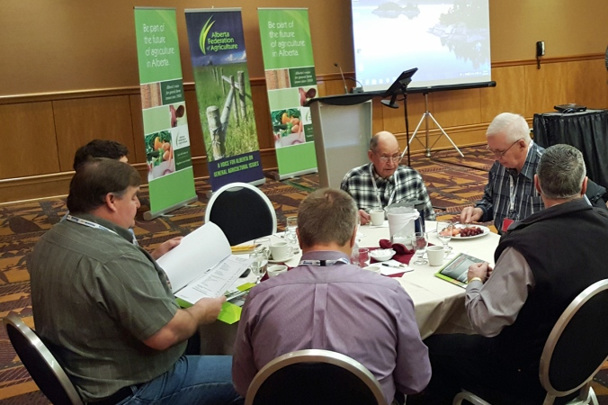 AFA AGM- Farm Meeting